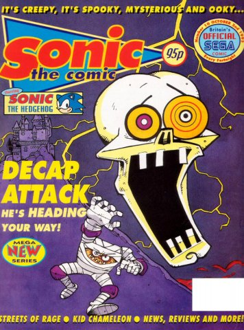 Sonic the Comic 010 (October 2,1993)