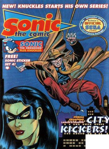 Sonic the Comic 039 (November 25, 1994)
