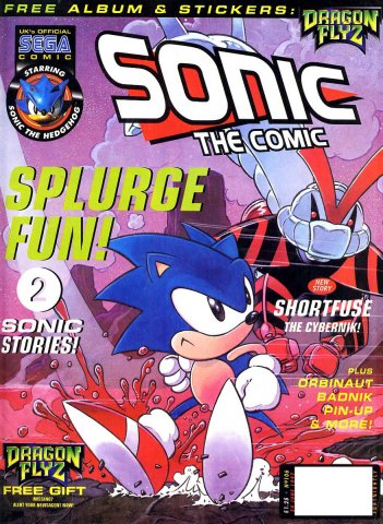 Sonic The Comic 106 (June 24, 1997)