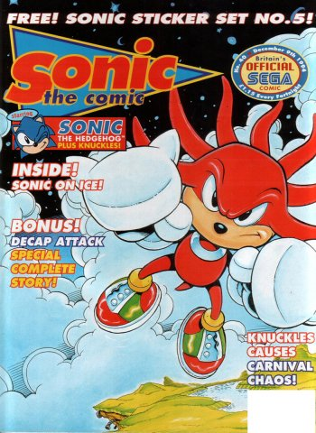 Sonic the Comic 040 (December 9, 1994)