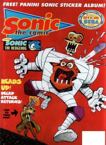 Sonic the Comic 034 (September 16, 1994)