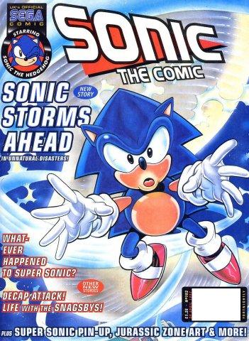Sonic The Comic 102 (April 29, 1997)