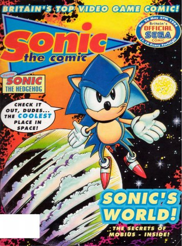 Sonic the Comic 026 (May 27, 1994)