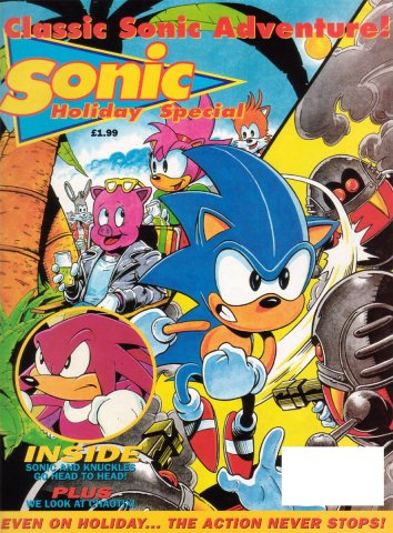 Sonic Holiday Special (June 1995)
