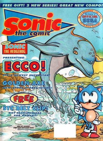 Sonic the Comic 013 (November 13, 1993)