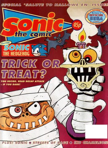 Sonic the Comic 012 (October 30, 1993)