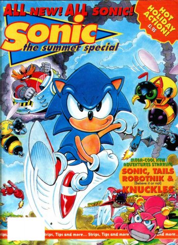 Sonic the Summer Special (June 18, 1994)