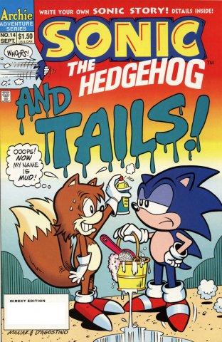 Sonic the Hedgehog 014 (September 1994)