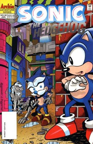 Sonic the Hedgehog 030 (January 1996)