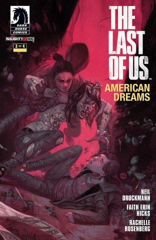 The Last Of Us - American Dreams 003 (June 2013)