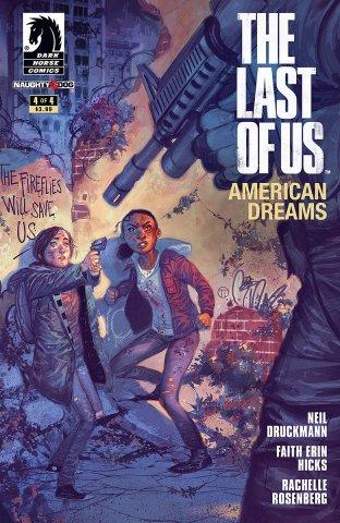 The Last Of Us - American Dreams 004 (July 2013)