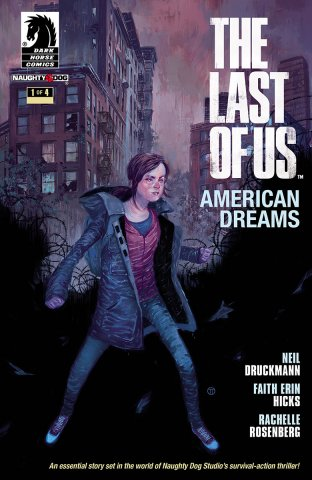 The Last Of Us - American Dreams 001 (April 2013)