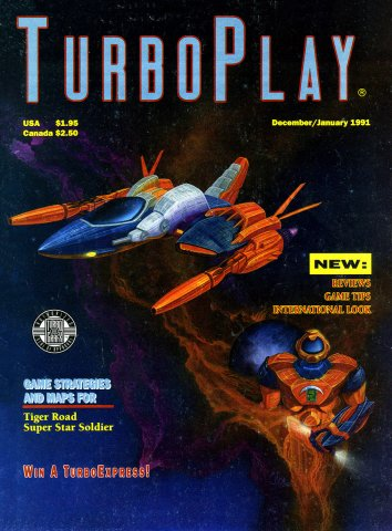 TurboPlay Issue 004 December-January 1991