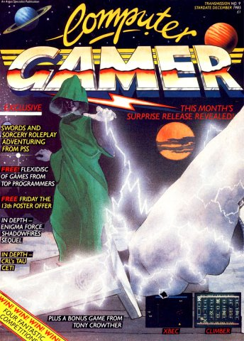 Computer Gamer Issue 09 December 1985