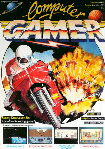 Computer Gamer Issue 06 September 1985