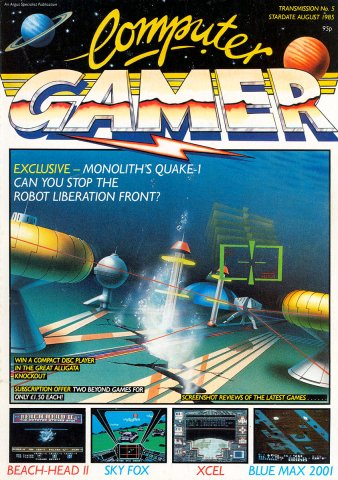 Computer Gamer Issue 05 August 1985