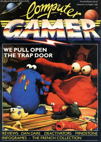 Computer Gamer Issue 19 October 1986