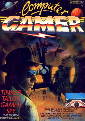 Computer Gamer Issue 03 June 1985