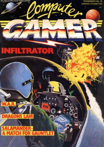 Computer Gamer Issue 18 September 1986