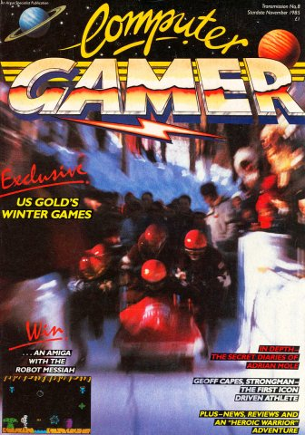 Computer Gamer Issue 08 November 1985
