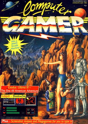 Computer Gamer Issue 02 May 1985