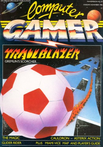 Computer Gamer Issue 20 November 1986