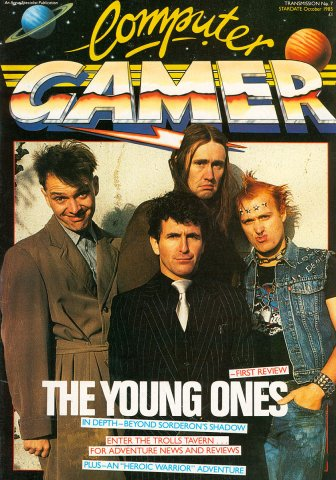 Computer Gamer Issue 07 October 1985