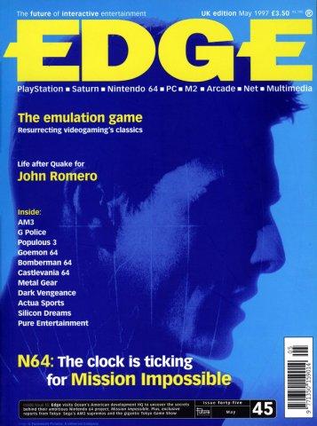 Edge 045 (May 1997)