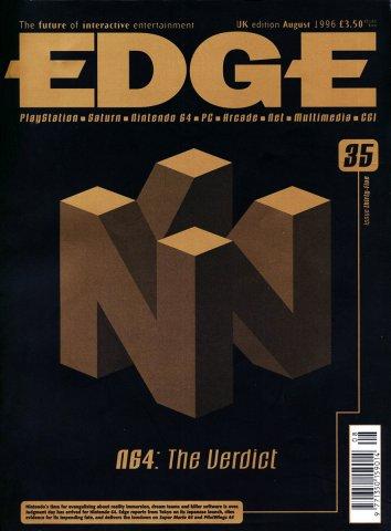 Edge 035 (August 1996)