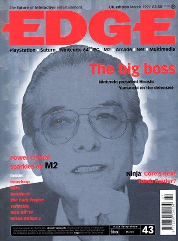 Edge 043 (March 1997)