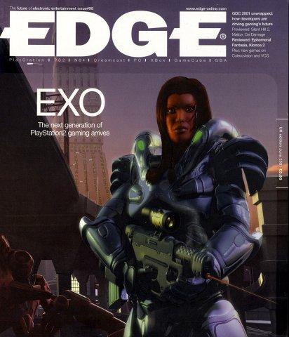 Edge 098 (June 2001)