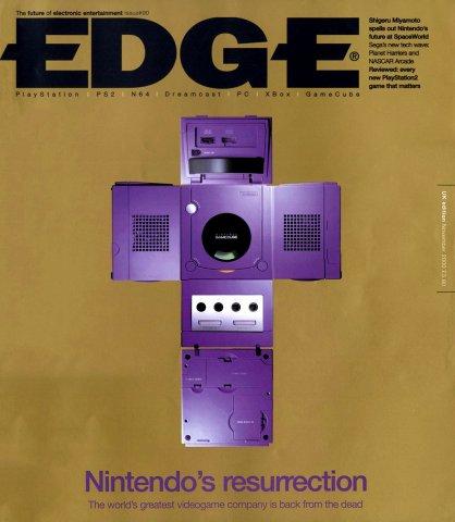 Edge 090 (November 2000)
