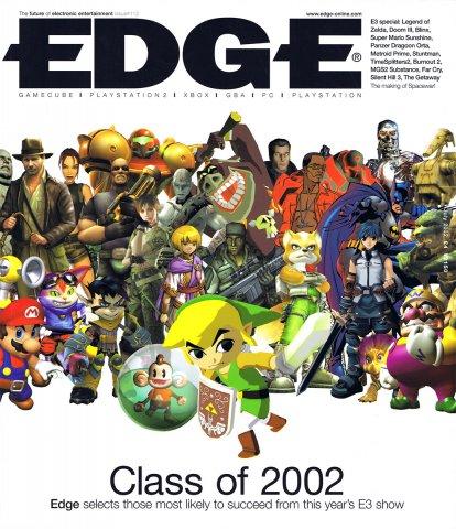 Edge 112 (July 2002)