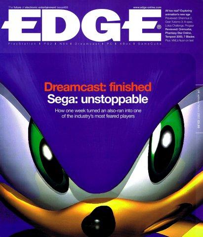 Edge 095 (March 2001)