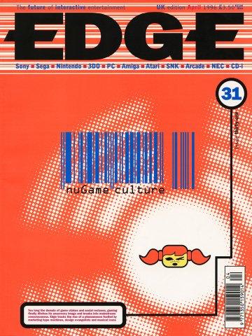 Edge 031 (April 1996)