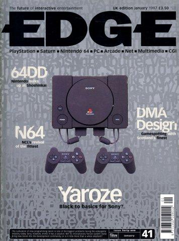 Edge 041 (January 1997)
