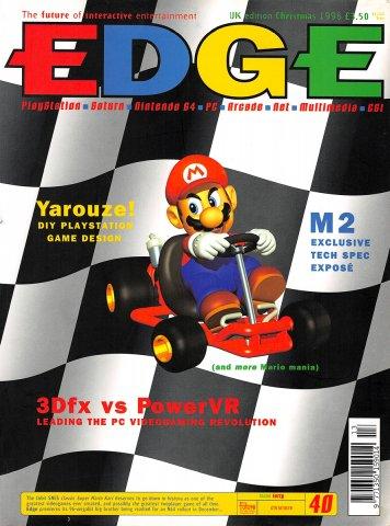 Edge 040 (Christmas 1996)