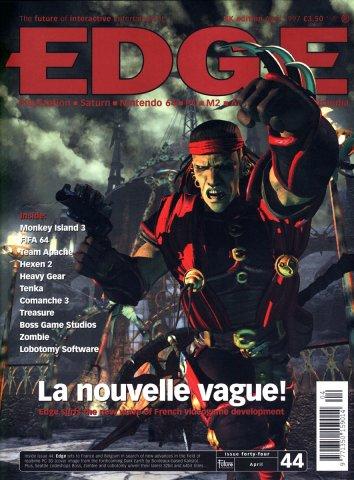 Edge 044 (April 1997)