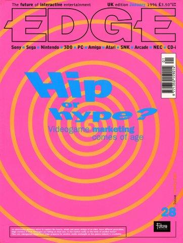 Edge 028 (January 1996)