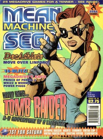 Mean Machines Sega Issue 46 (August 1996)