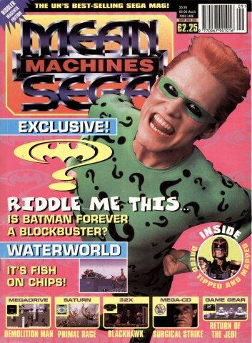 Mean Machines Sega Issue 35 (September 1995)