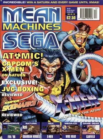 Mean Machines Sega Issue 38 (December 1995)