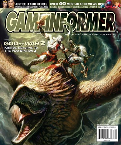 Game Informer Issue 156 April 2006