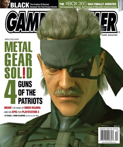 Game Informer Issue 152 December 2005