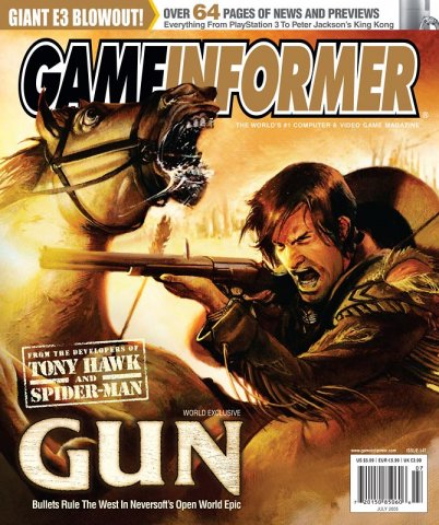 Game Informer Issue 147 July 2005