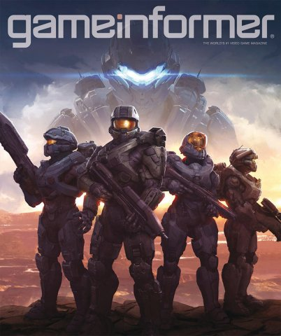 Game Informer Issue 267 July 2015