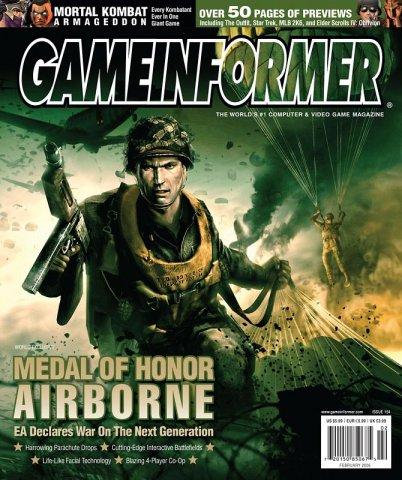 Game Informer Issue 154 February 2006