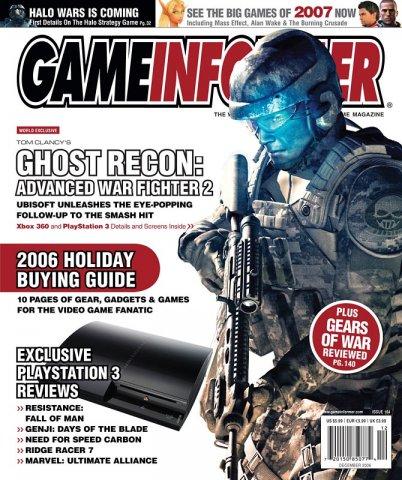 Game Informer Issue 164b December 2006