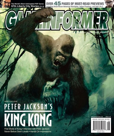 Game Informer Issue 148 August 2005