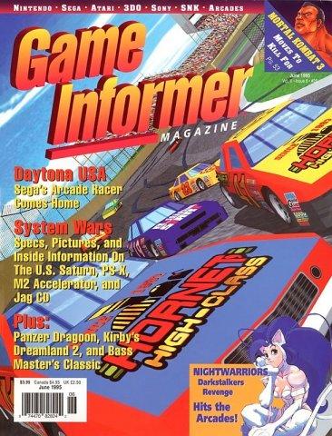 Game Informer Issue 026 June 1995